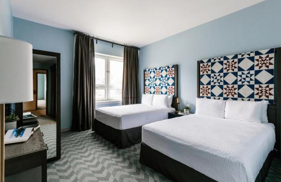 Centennial Room 2 beds