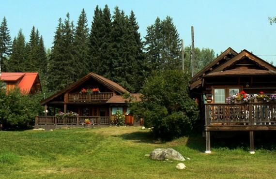 Ranch Nakiska - Les chalets