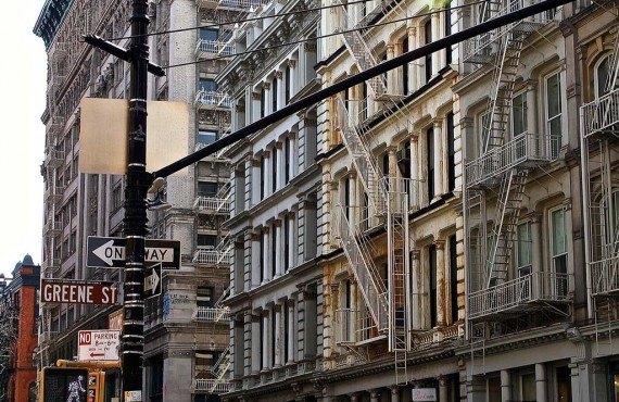Greene street - New York