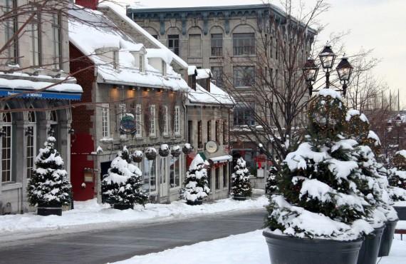 Shopping à Montréal