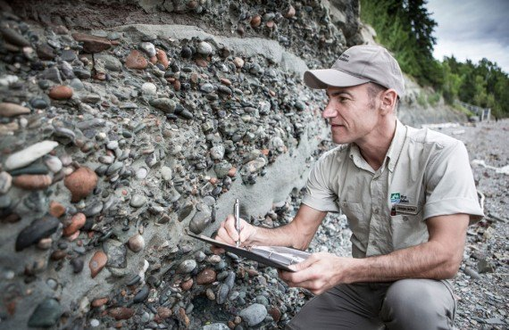Recherche de Fossiles
