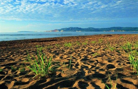 Barachois Beach, Gaspe Peninsula