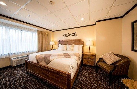 Hotel Prince Rupert - Chambre