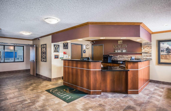 Quality Inn Missoula - Réception