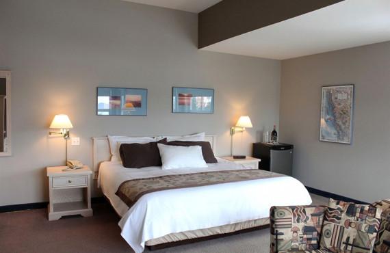 Quaterdeck Inn - Chambre 1 lit