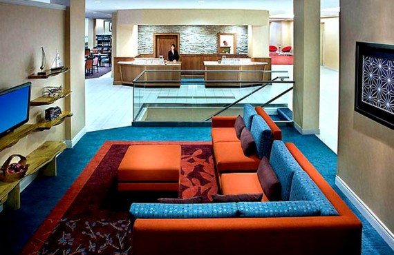 Residence Inn Marriott Kingston - Lobby