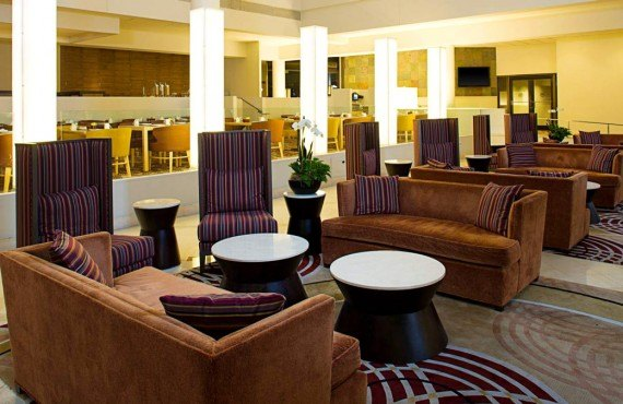 Sheraton Philadelphie Downtown - Lobby