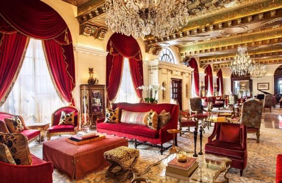 St Regis Washington - Lobby