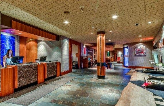 The Listel Hotel - Lobby