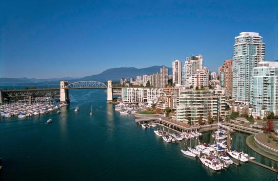 Tour de ville de Vancouver - Vancouver, BC