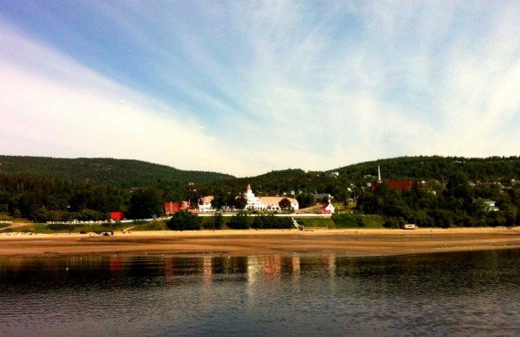 The old village of Tadoussac
