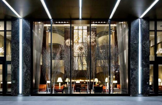 Hôtel Westin - Lobby