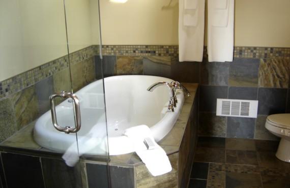 April Point Resort & Spa - Salle de bain