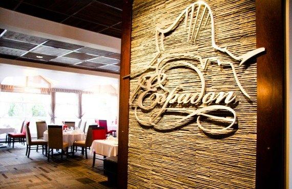 Auberge de la Pointe - Restaurant l'Espadon