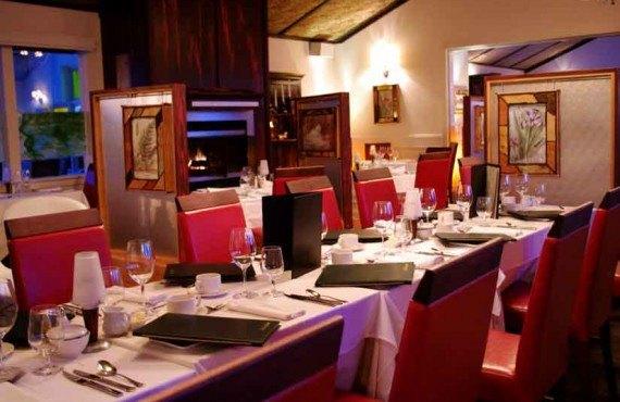 Auberge Le Baluchon - Salle à manger