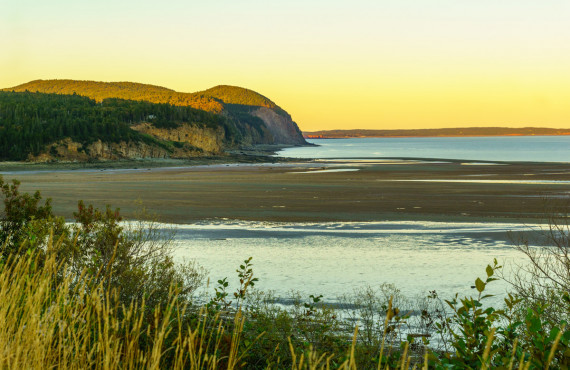 Alma Beach, NB