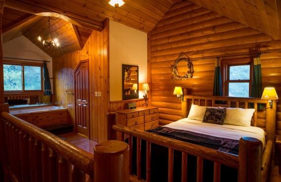 Chambre au Baker Creek Mountain Resort