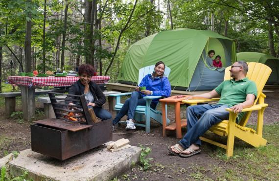 Camping de Chéticamp