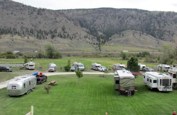 Camping Historique Hat Creek