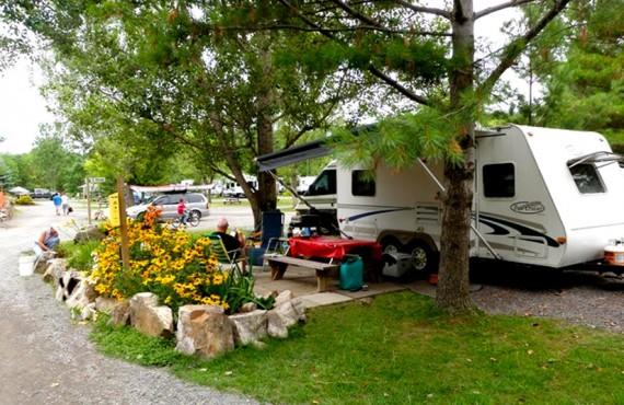 Camping Ivy Lea KOA