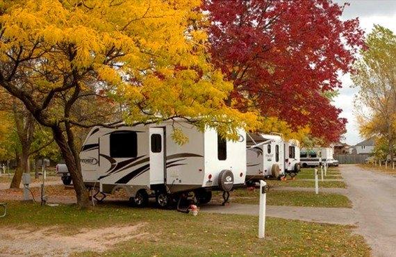 Camping KOA Niagara Falls - Camping-car
