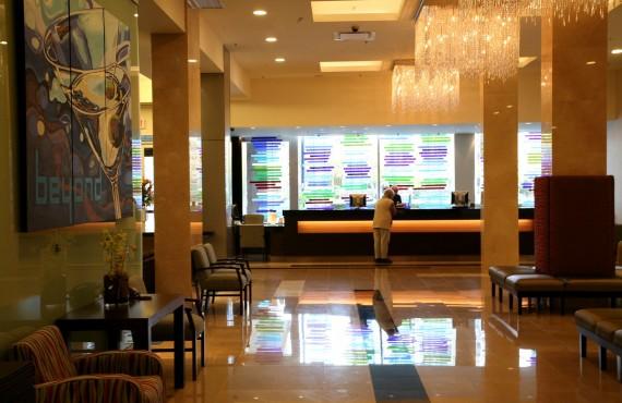 Hotel Century Plaza - Lobby