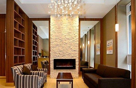 Comfort Inn Toronto - Lobby