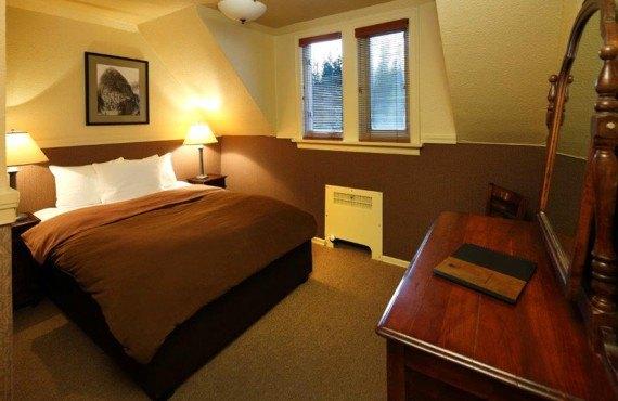 Deer Lodge - Chambre lit double