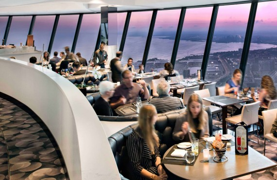 Le restaurant 360