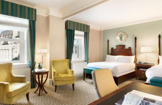 Deluxe Room 2 beds