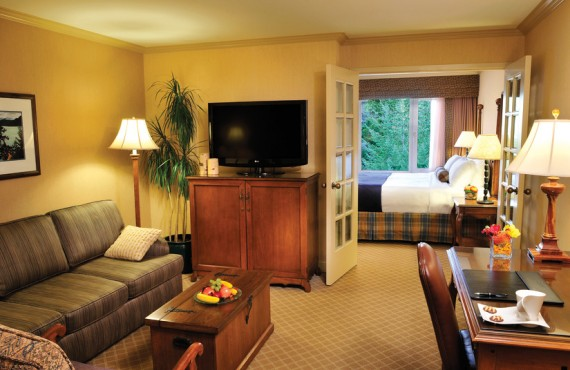 Fairmont Château Whistler - Suite Junior