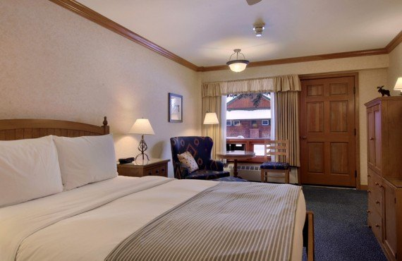 Fairmont Jasper Park Lodge - Fairmont room