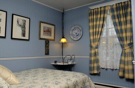 Gîte Fleury - Chambre