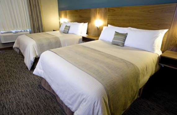 Heritage Inn Hotel - Chambre 2 lits Queen