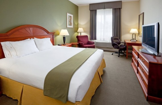 Holiday Inn Express - Chambre lit King