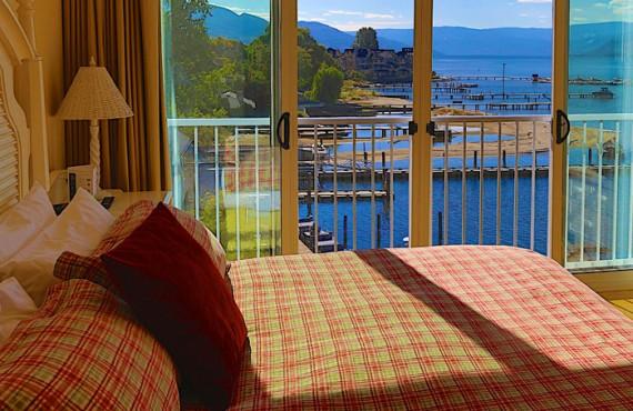 Hôtel Eldorado - Chambre Lake View