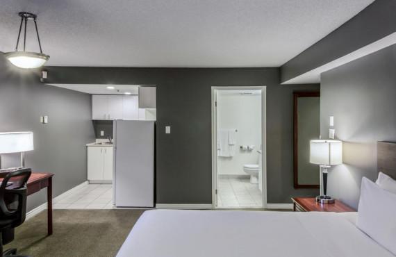 Studio one bed