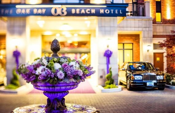 Hotel Oak Bay Beach
