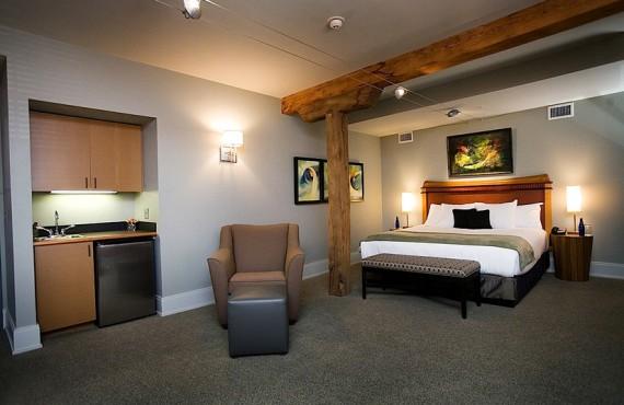 Lancaster Arts Hotel - Suite Deluxe avec cuisinette