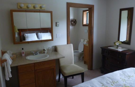 Salle de bain Lodge