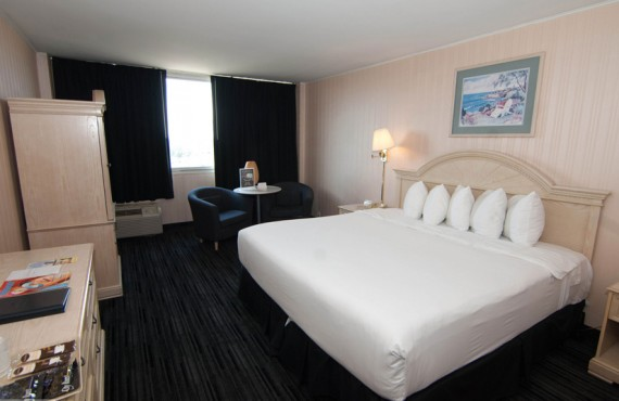Meadowlands View Hotel - Chambre lit King