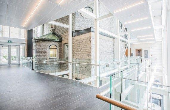 Monastère des Augustines - Lobby niveau 2
