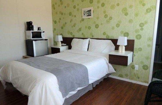 Motel Le Noroît - Chambre