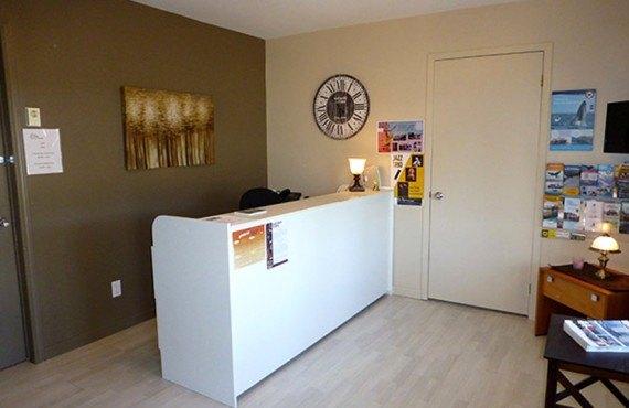Motel Studio la Croisière - Accueil