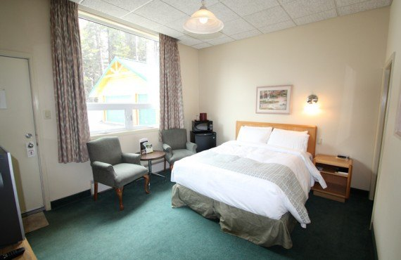 Mountaineer Lodge - Chambre