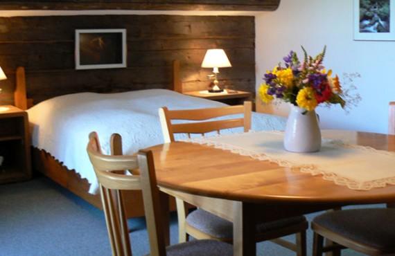 Ranch Nakiska - Chambre