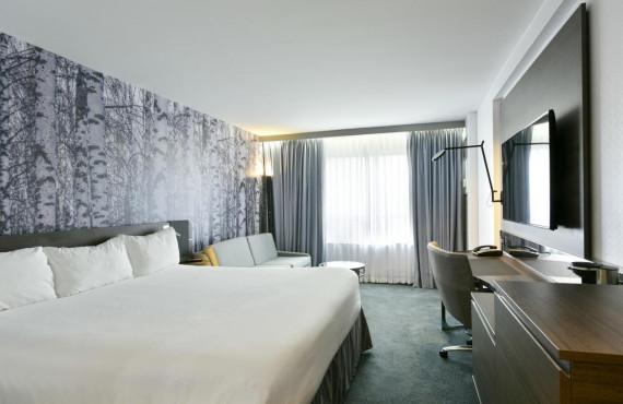Chambre avec lit King