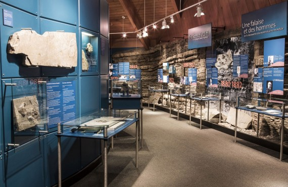 Musee du Parc fossilifere de Miguasha