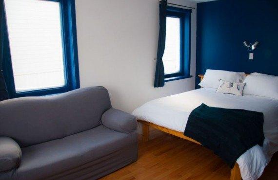 La Maritime - Chambre Queen Supérieure + sofa lit