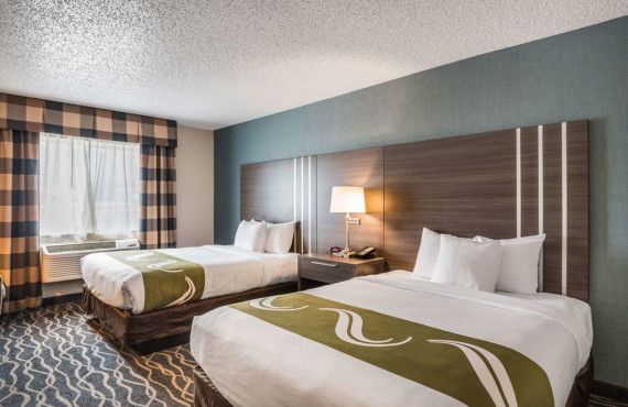 Quality Inn Missoula - Chambre à 2 lits